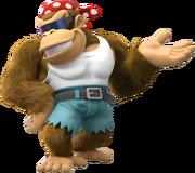 Funky Kong - DK Tropical Freeze
