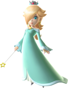Artwork Rosalinda Super Mario Galaxy
