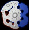 Base Lunare mappa