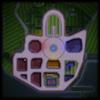 Borgo Wuhu mappa 3DS