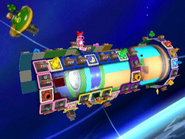 Galassia Uovo Screenshot - La Via della Fortuna