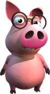 Professor Chops - DKC Returns