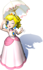 SuperMarioSunshine Peach