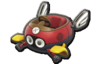 Coccinello volante (kart) - MK8