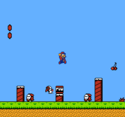 Screenshot - Super Mario Bros. 2