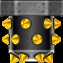 Rullo Pungente Sprite - Super Mario Maker
