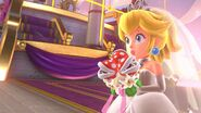 Peach (abito da sposa) Screenshot - Super Mario Odyssey