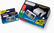 Nintendo Classic Mini NES - Boxart EUR