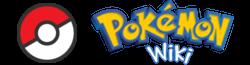 Pokémon Wiki - Wordmark