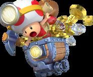 Capitan Toad - Captain Toad Treasure Tracker
