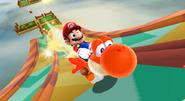 Mario&Yoshi Frutto Peperino