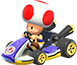 Toad Sprite - MK8