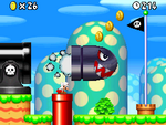 Banzai Bill Screen NSMB