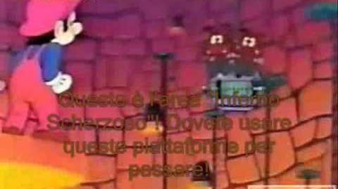 Super Mario Brothers La grande missione per salvare la Principessa Peach!! - Parte 4