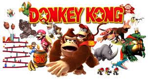 Donkey Kong serie