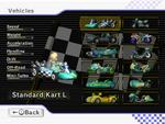 Screenshot 1 Rosalinda Mario Kart Wii