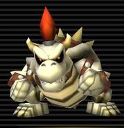 Skelobowser fronte Mario Kart Wii