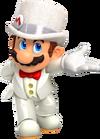 Mario (abito da matrimonio) Artwork - Super Mario Odyssey