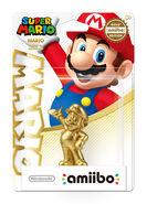 SMS Mario golden amiibo