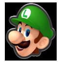 Luigi Icona - Mario Kart 8