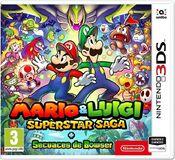Mario & Luigi Superstar Saga Scagnozzi di Bowser - Boxart ES