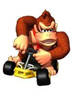 Donkey Kong Mario Kart 64