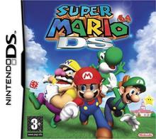 Super Mario 64 DS - Boxart EUR