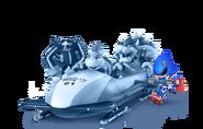 Metal Sonic - M&S4