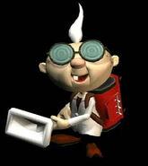 Professor Elvin Gadd