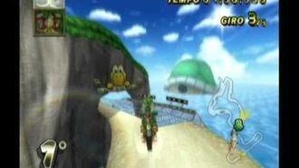 Mario Kart Wii - Punta Koopa