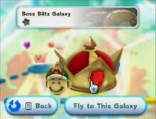 Boss blitz galaxy