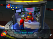 Sgherro di Kamek Screenshot - Mario Party 8