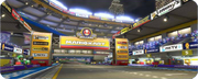 Stadio Mario Kart Screenshot (Linea di partenza) - Mario Kart 8