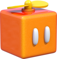 Blocco Elica - Super Mario 3D World