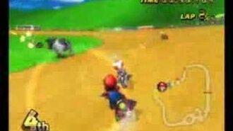 Moo Moo Meadows - Mario Kart Wii