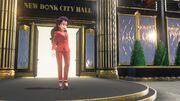 Sindaco Pauline Screenshot - Super Mario Odyssey