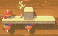 Formico Spinoso Screenshot - Super Mario 3D World