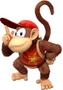 Diddy Kong - DK Tropical Freeze