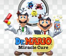 Dr. Mario Miracle Cure - Logo giusto