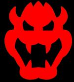 Emblema di Bowser