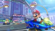 Mario a Mute City