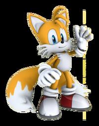 Miles Tails Prower - Mario & Sonic ai Giochi Olimpici Invernali
