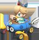 Baby Rosalinda Sprite - MK8
