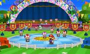 Super Bandiere Screenshot - Paper Mario Sticker Star
