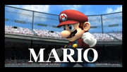 Mario (Emissario del Subspazio) Screenshot - Super Smash Bros Brawl