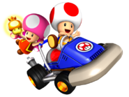 800px-Toad and Toadette - Mario Kart Double Dash