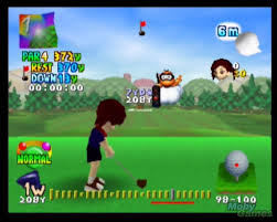 Mario Golf Plum schermata