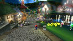 Festival delle Stelle Screenshot - Super Mario Galaxy