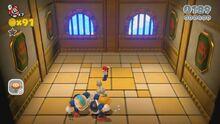 Duello con i Plakkopa Screenshot - Super Mario 3D World