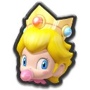 Baby Peach Icona - Mario Kart 8